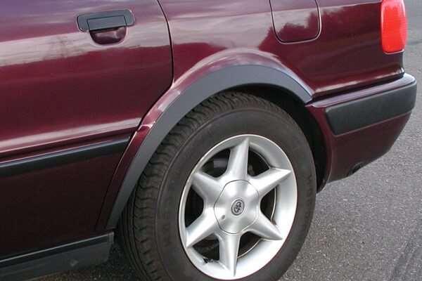Защита арок – технически важный элемент автомобиля