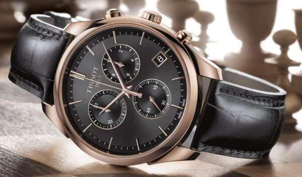 Часы Tissot – эталон высочайшего швейцарского качества