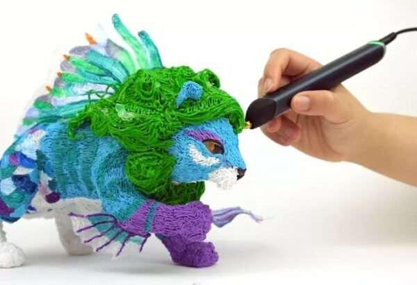 Тонкости использования современных 3D-ручек