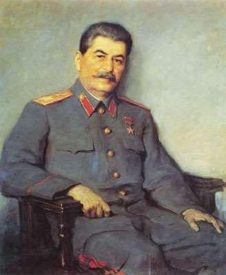 Деятельность великого военного и политического деятеля И.В. Сталина