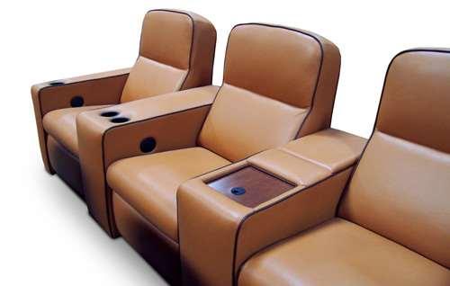 Купить кресла для кинотеатров