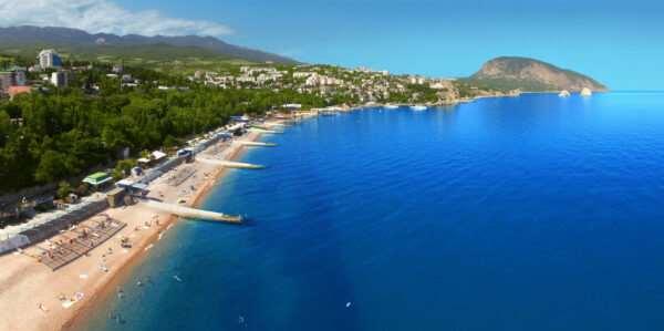 Крым – лучшее место для отдыха и осмотра древних достопримечательностей