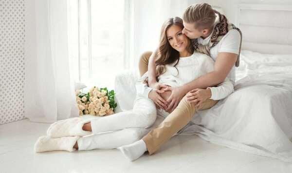 Хорошие идеи для фотосессии во время беременности