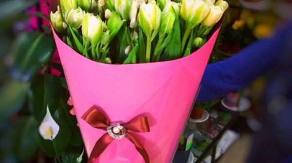 «Букеты Кити» - самые свежие и красивые цветы в Калуге