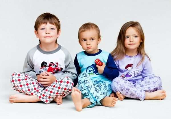 Детская одежда из трикотажа – невероятная практичность и долговечность