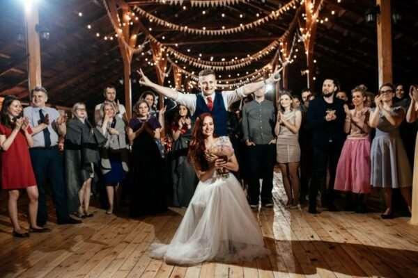 Формат свадьбы – свадебная вечеринка