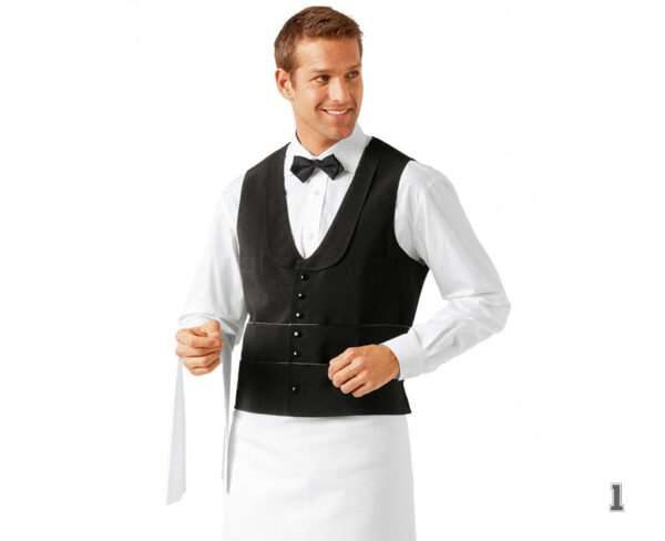 Как выбрать оригинальную рабочую форму для официантов ресторана