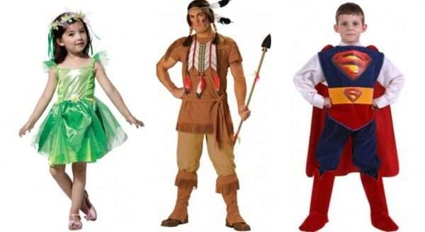 Выбираем карнавальный костюм для детей
