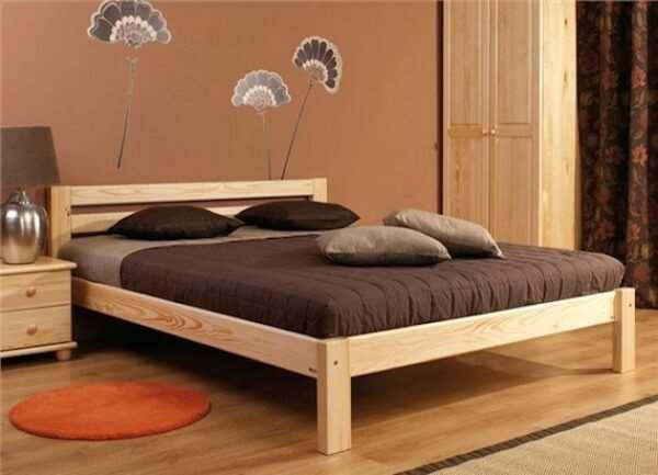Особенности и преимущества деревянных кроватей