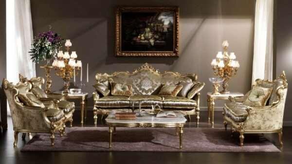 Особенности элитной мебели в классическом стиле: чем примечательна?