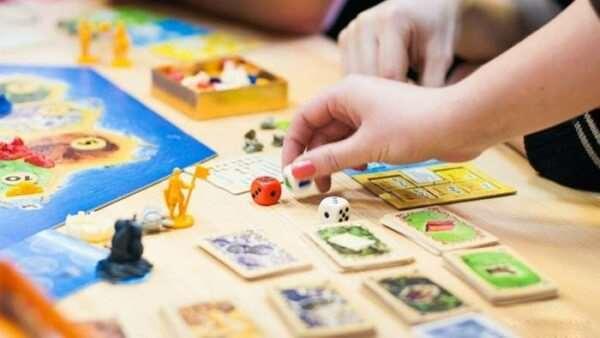 Настольные игры – отличное развлечение для детей и взрослых