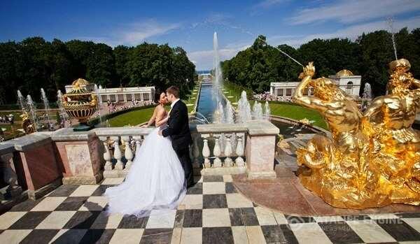 Профессиональная организация свадеб в Санкт-Петербурге