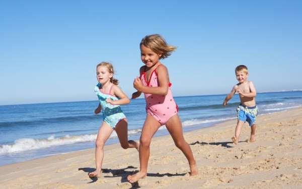 Критерии выбора пляжной одежды для детей