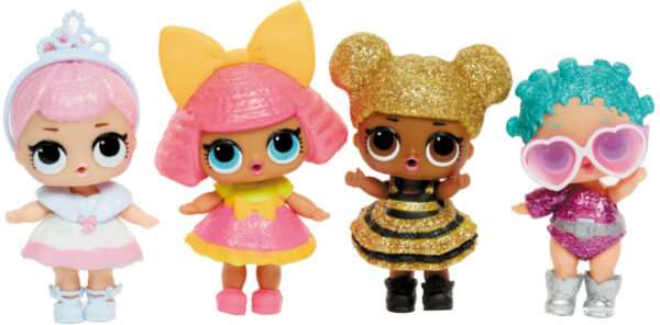 Знакомство с куклами LOL Surprise