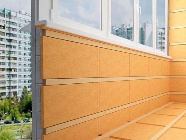 Универсальная инструкция по утеплению балкона