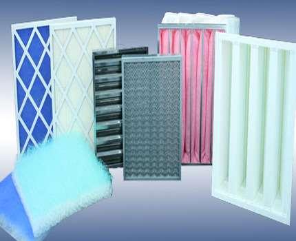 Самые производительные фильтры для вентиляции