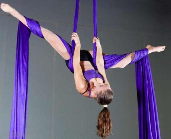 Воздушная гимнастика в первый раз: в чем ее польза