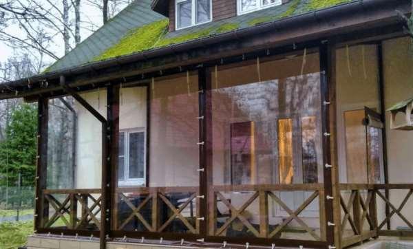 Зачем нужны мягкие окна из ПВХ