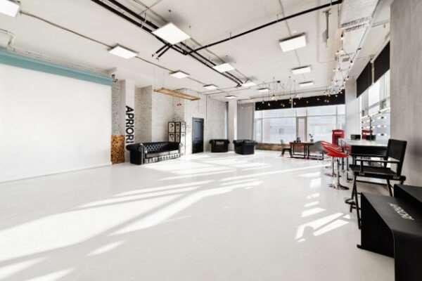 Студийные залы в аренду — лучшие условия для съемки