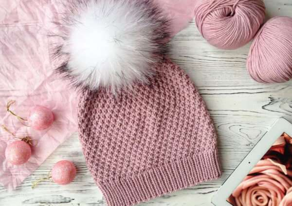 Какая пряжа подойдет для детской шапки