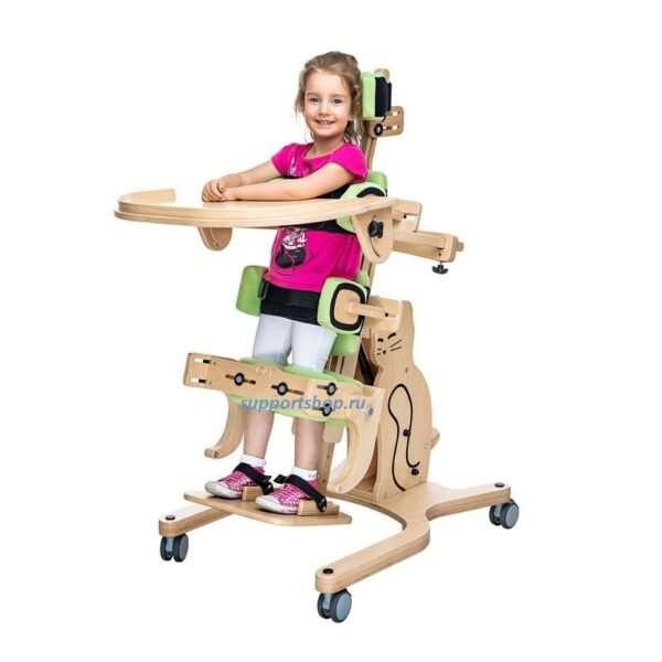 Как выбрать вертикализатор для ребенка с ДЦП