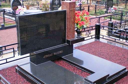 Выбор материала для памятника на могилу