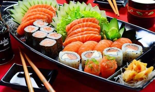 Правильный выбор вкусных суши