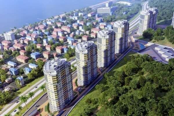ЖК «Морская симфония» - квартиры с видом на море