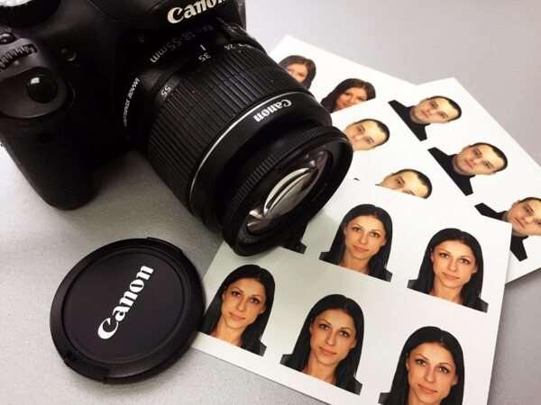 Срочное фото на документы, паспорт или визу