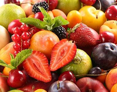 Большой выбор фруктов и ягод в интернет-магазине
