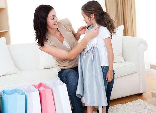 Интернет-магазин детской и женской одежды