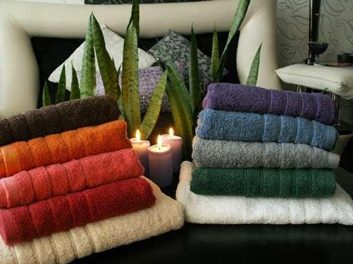 Критерии выбора махрового полотенца