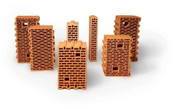 Официальный дилер керамических блоков