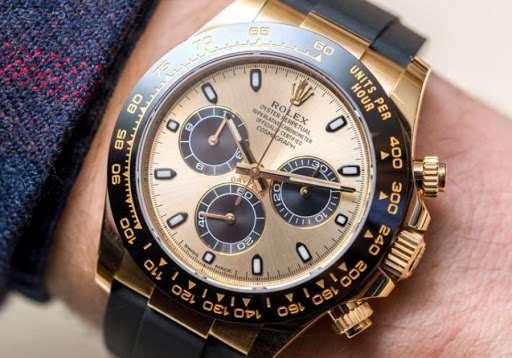 Наручные часы Rolex — эталон стиля и качества