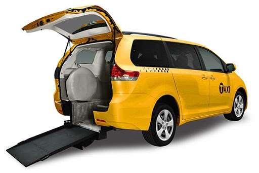 Такси минивэн — уютная и оперативная транспортировка
