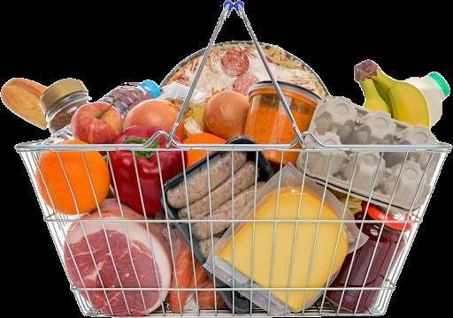 Продукты питания от поставщиков