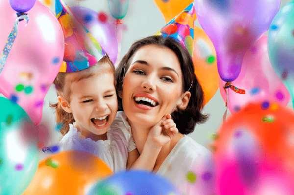 О сложностях организации детского дня рождения