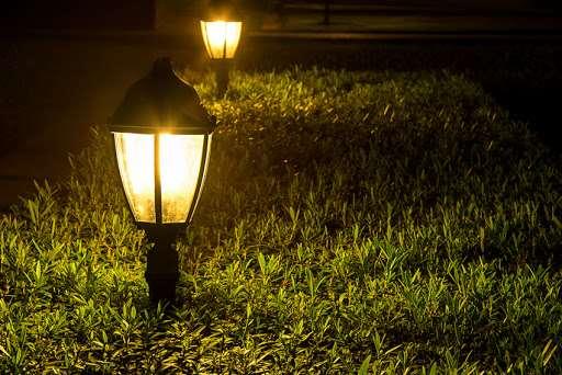 Широкий выбор уличного освещения