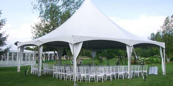 Цели для применения услуг аренды шатра