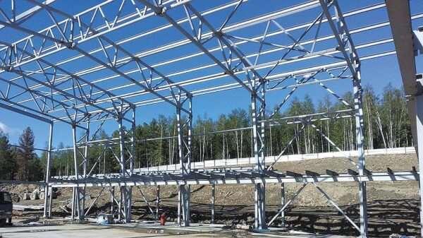 Актуальность металлоконструкций в современном строительстве