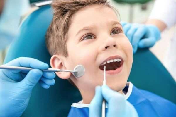 О важности своевременного лечения детских зубов