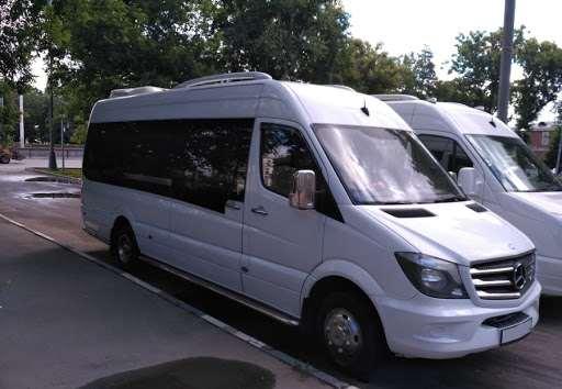 Сферы задействования услуг аренды микроавтобуса