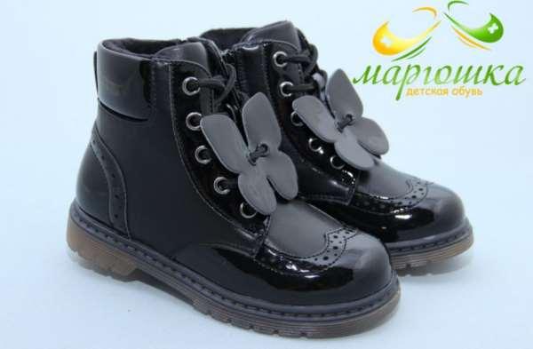 Советы по выбору демисезонных ботинок для девочки