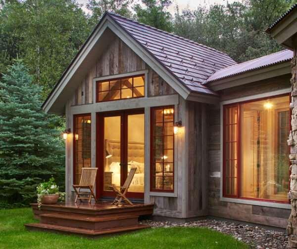 Каркасные дома — ресурс и комфорт