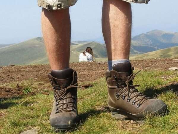 Горная обувь: особенности выбора
