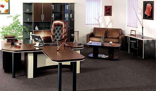 Выбор мебели для кабинета руководителя