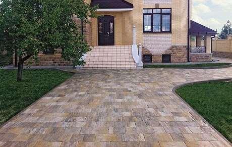 Тротуарная плитка: особенности правильного выбора