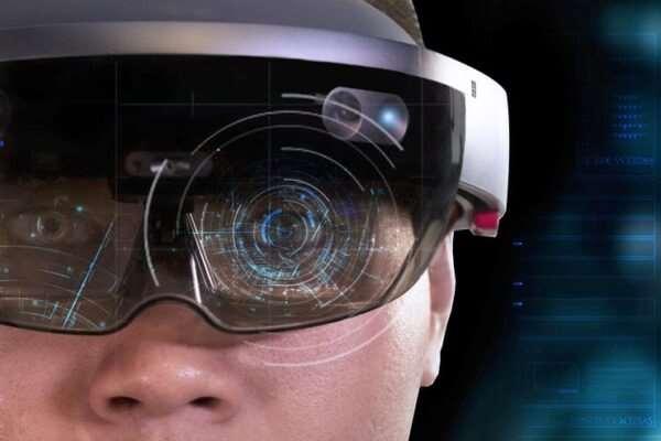 Голографические модели в высоком разрешении благодаря Microsoft HoloLens