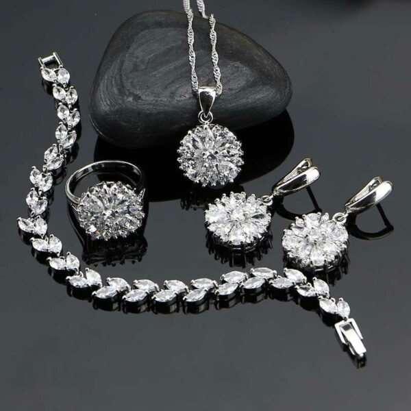 Ювелирные серебряные украшения от «DariY»